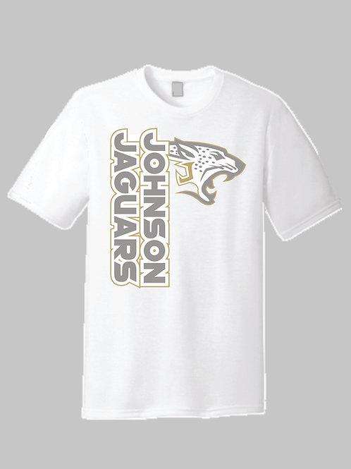 White Johnson Jaguar Shirt