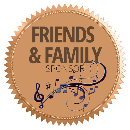 Friends & Family Booster Sponsorship