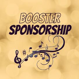 Booster Sponsorship