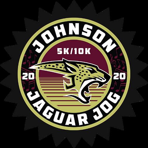 Jaguar Jog 5k/10k Booster Sponsorship