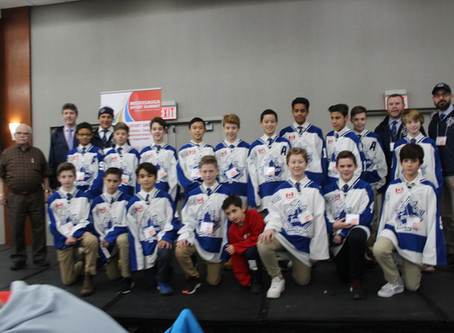 Vote Daily - for TERRIERS PEEWEE AA FINALISTS in GOOD DEEDS CUP