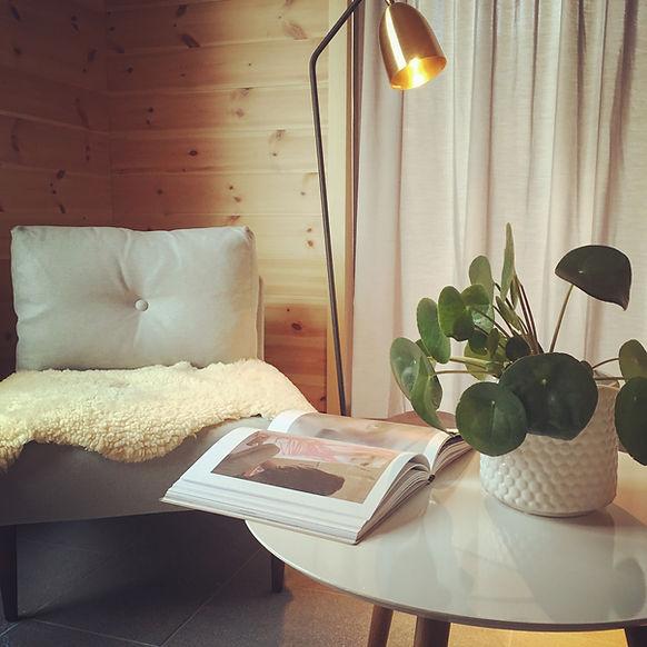 impression, living room