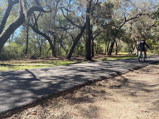 Mobile Bay Rentals - Bike Trail at Gulf
