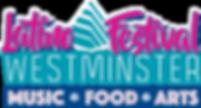 WESTMINSTER LATINO FESTIVAL LOGO 2020 FI