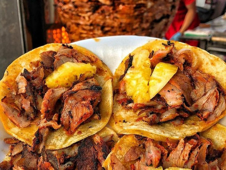 The Unlikely Origin of Al Pastor