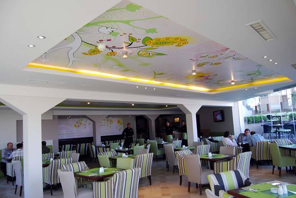 Restaurants - AV & Digital Signage