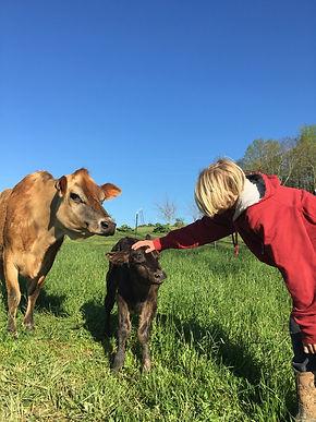 iman with calf.jpg