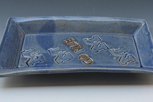 Stoneware Plate (University of Michigan)