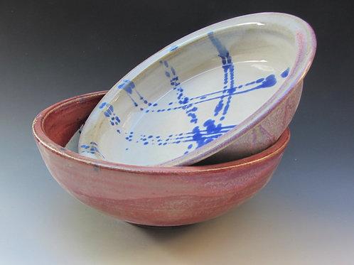 "Stoneware ""Picnic Bowl"""