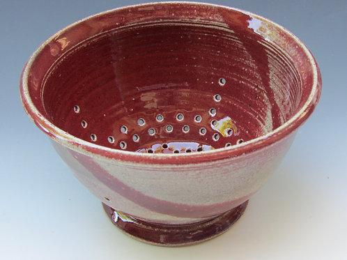 Stoneware Colander