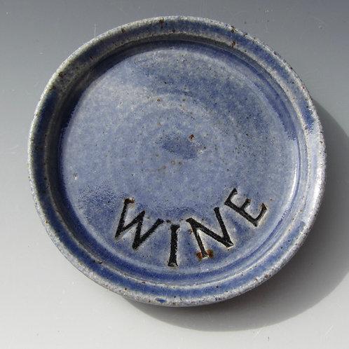 Stoneware Wine Coaster
