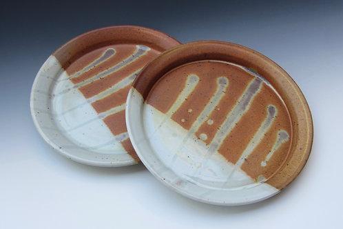 Stoneware Plates (Set of 2)