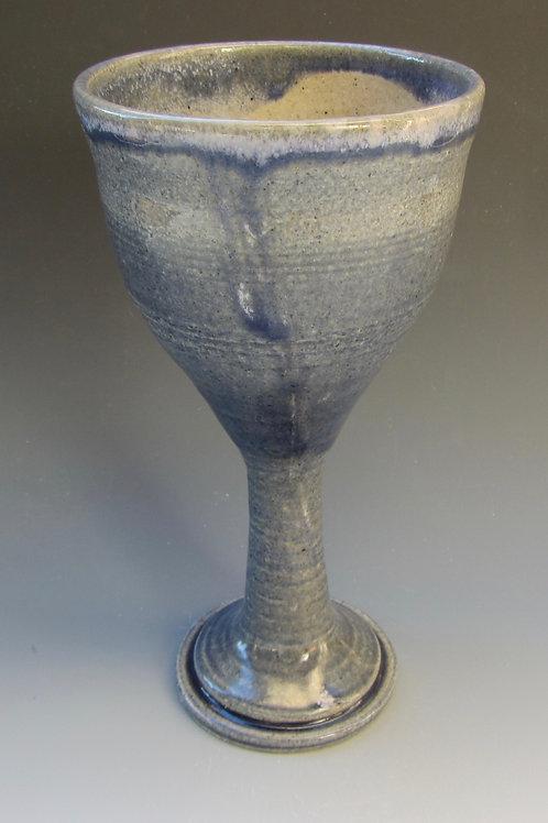 Stoneware Wine Goblet