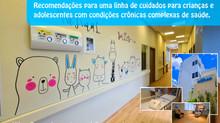 Recomendações de cuidados para crianças e adolescentes com condições crônicas