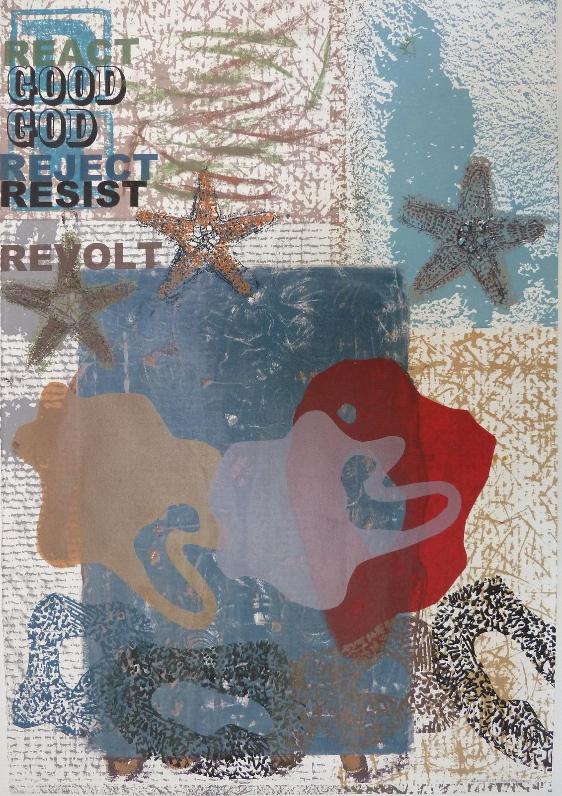 """Resist-Revolt 15x22"""""""