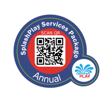 SplashPlay Annual Service Package