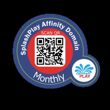 Monthly SplashPlay Affinity Domain