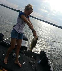 Inland, Fishing, Guide, Bass, Walley, Northern, PanFishing