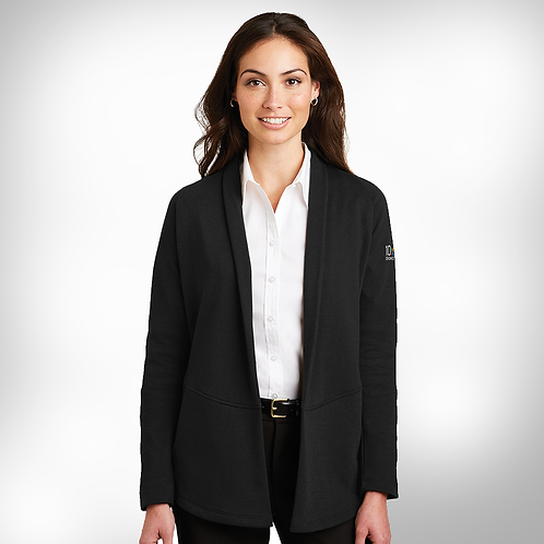 10x Ladies Interlock Cardigan