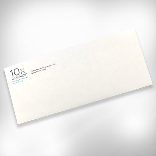 "500 Envelopes (4"" x 9.5"") No Window"