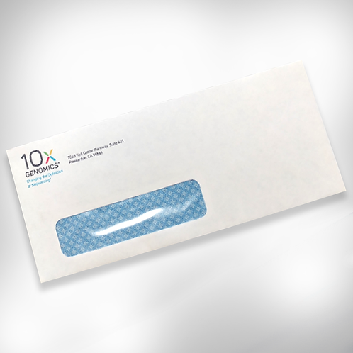"10x 500 Envelopes (4"" x 9.5"") Window"