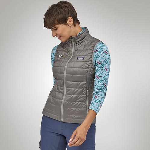 10x Patagonia Nano Puff Vest Womens