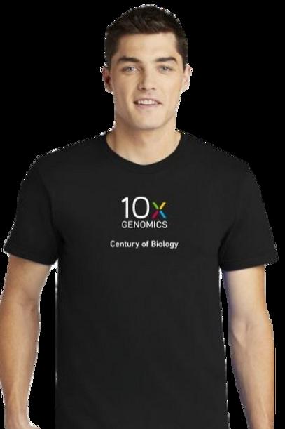 10x Century of Biology Shirt - TXG