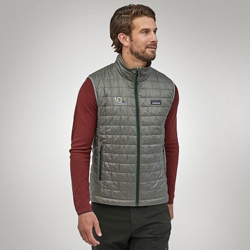 10x Patagonia Nano Puff Vest Mens