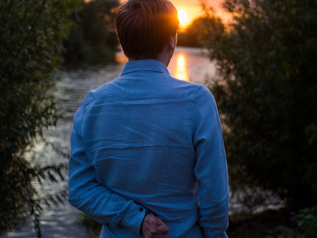 A Beautiful Sunset, An Amateur Mistake