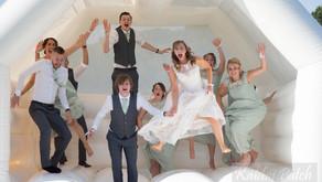 Mapperley Farm Wedding - Emma & Joe