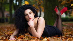 Autumnal Shoot with Allison