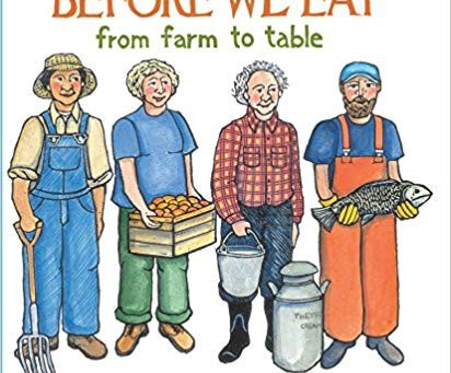 Book Review: 'Before We Eat...from farm to table'