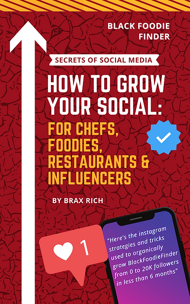 How to Grow Your Social Book Cover - Fro