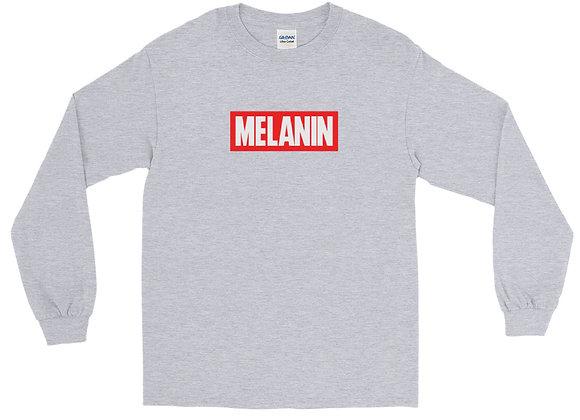 "Marvel-ous ""MELANIN SUPERHERO"" Long Sleeve Shirt"