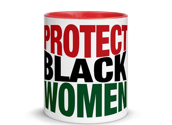 Protect Black Woment - Coffee Mug