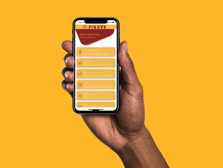 New App Empowers Foodies to Support Black-Owned Eateries