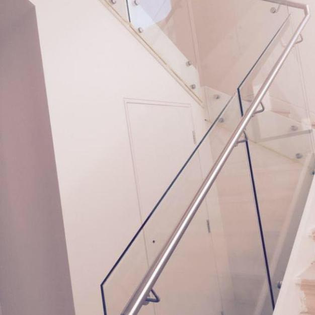 Offset Handrail