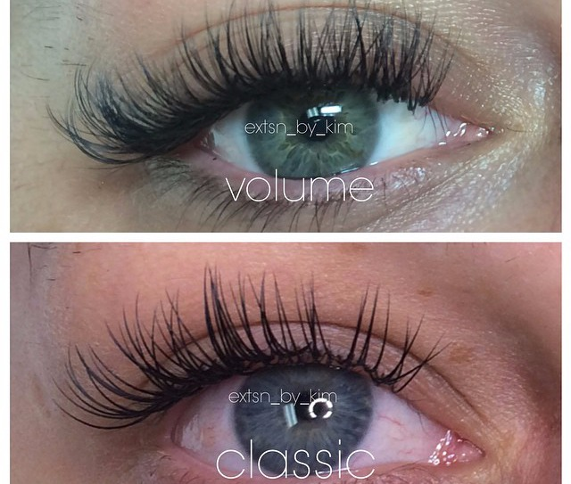 Instagram - #eyelashextensions #nomascara #classiclashes #volumelashes #extsnbyk 2015-5-8-12:58:23