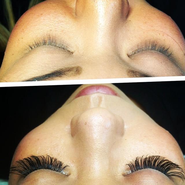 Instagram - Today's lashing new client virgin to eyelash extension.jpg