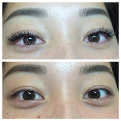 Instagram - Natural volume set for Faith #volumelashes #eyelashextensions #nomas