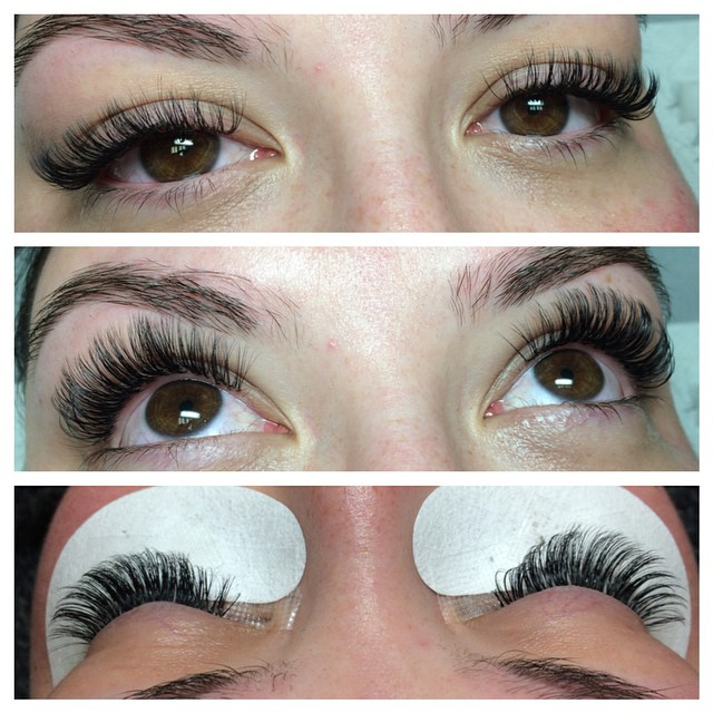 Instagram - Re-lash on Ashley