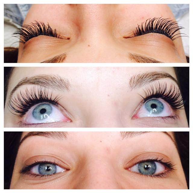 Instagram - #nomascara #longlashes #eyelashextensions #lashlove #lashpro #classi
