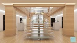 Escalier President