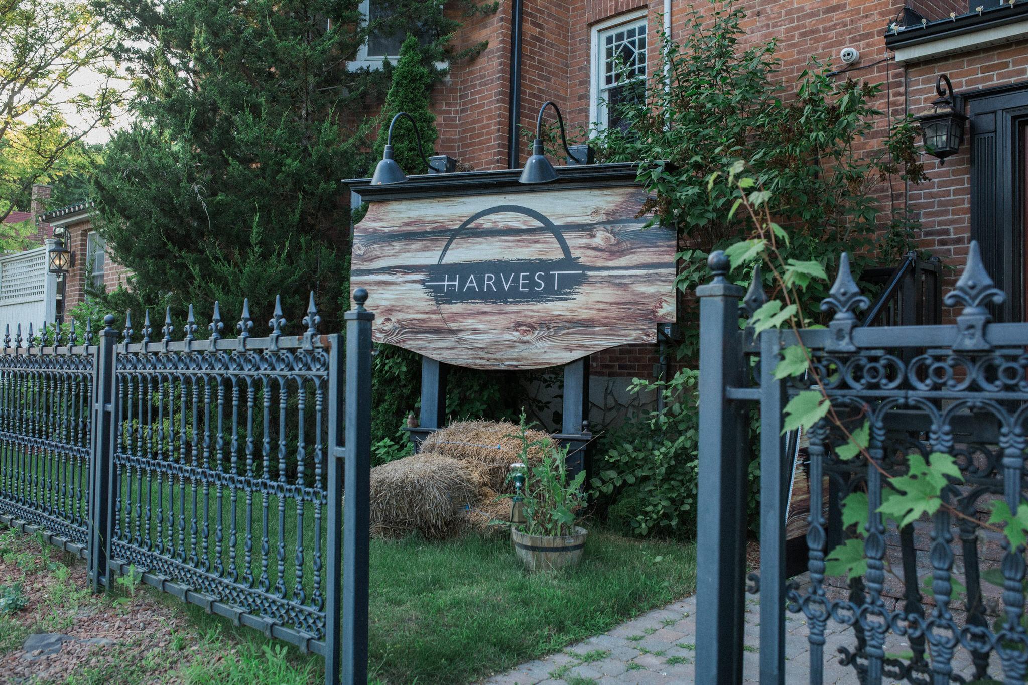 Harvest Restaurant Wedding Brooklin Ontario - Venue