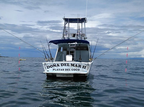 32 Ft Doña del Mar Full Day