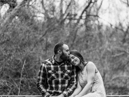 Bowmanville Engagement | Rotary Park | Andrea & Greg
