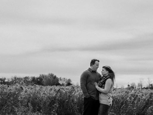 Lynde Shores Engagement | Lindsey & William