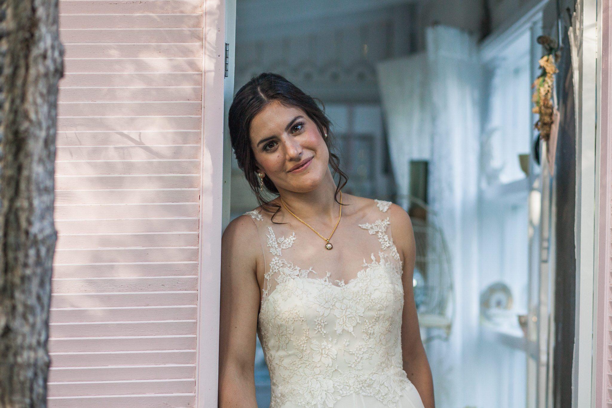 Northview Gardens Wedding - bridal portrait