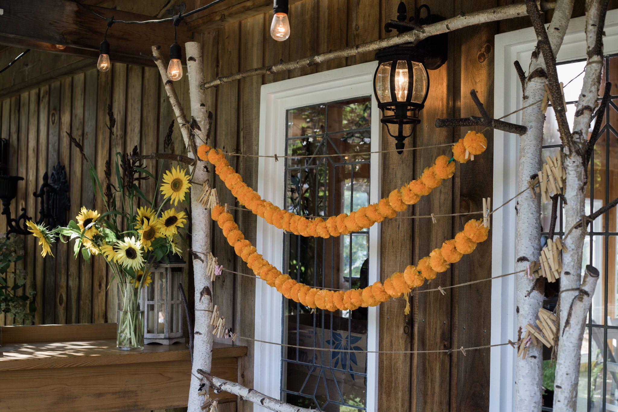Northview Gardens Wedding - mixed hindu reception