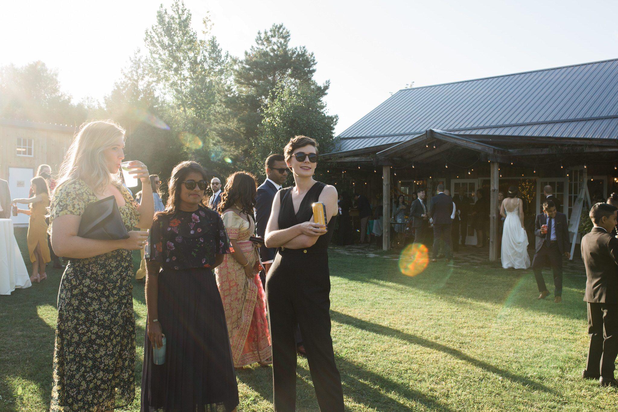 Northview Gardens Wedding - reception